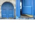 Activité Restauration de Porte cochère - <p>Restauration d'une Porte cochère rue du Temple - Ajout d'une traverse surbaissée afin de faciliter le passage des personnes à mobilité réduite</p>